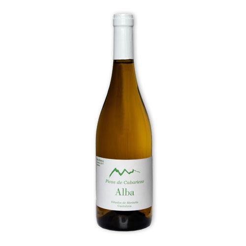 Vino Blanco Alba Picos de Cabariezo