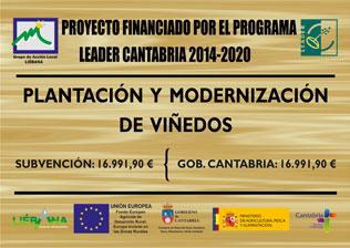 Ayuda Programa Leader Cantabria