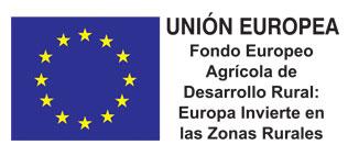 Logo Unión Europea FEADER